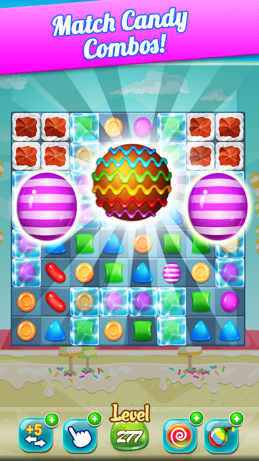 Candy Land Board Game- screenshot