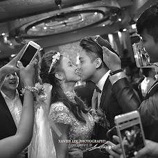 Wedding photographer Xavier Lee (Weddingxavier). Photo of 09.12.2016