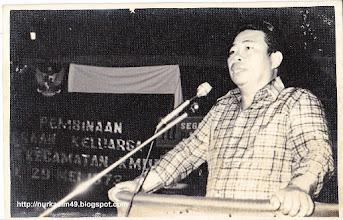 Photo: H.M.Daeng Patompo (Walikotamadya Ujung Pandang 8- 5-1965 sd. 4-7-1978)