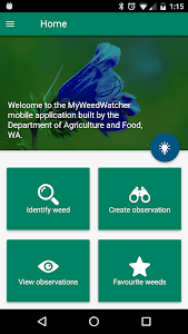 MyWeedWatcher screenshot 0