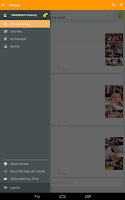 Screenshot of MINDBODY Connect