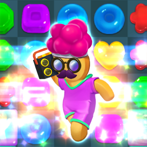 Candy Rush : Sweet Blast Puzzle Games