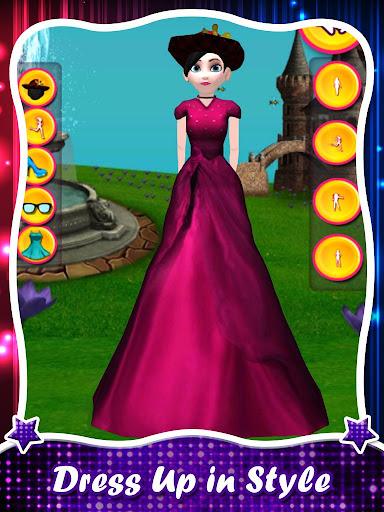 3D 化妆游戏