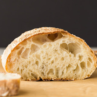 Homemade Ciabatta Bread.