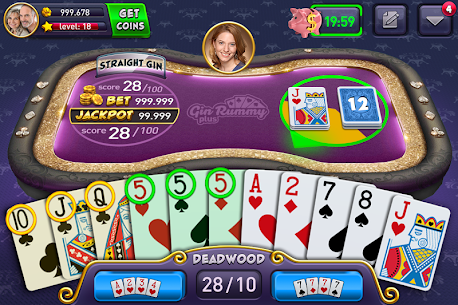 Gin Online Rummy Plus App Download For Android and iPhone 7