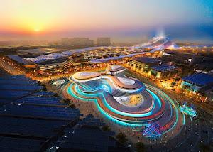 Alif The Mobility Pavilion - Dubai Expo