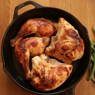 Paprika & Buttermilk Baked Chicken
