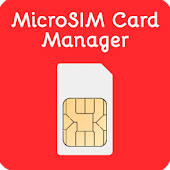 MicroSIM Card Manager