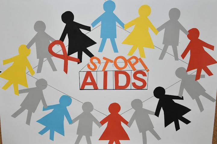 PASAULINĖS AIDS DIENOS MINĖJIMAS EPMC