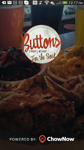 Buttons Food Music