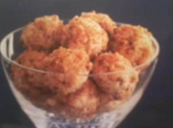 Mini Bacon & Herb Cheese Balls Recipe