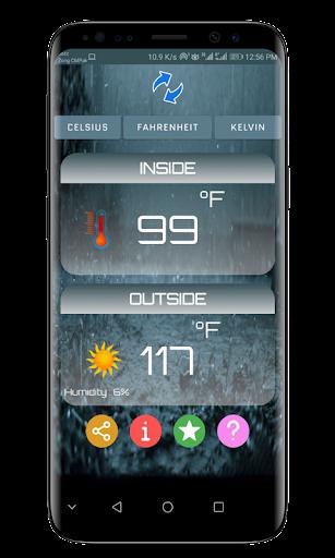 Thermometer Room Temperature screenshot 3