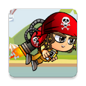 Jetpack Pirate Free icon