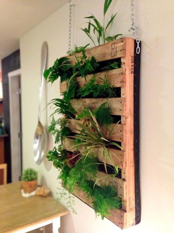 5 projets à réaliser avec des palettes de bois - Livos Canada ...