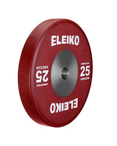 Eleiko IWF Weightlifting competition disc
