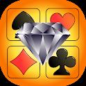 Diamond Solitaire HD Free icon