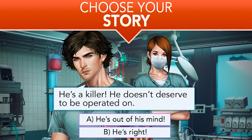 Is it Love? Blue Swan Hospital - Choose your story 1.2.183 app download 3