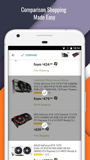 Newegg Mobile screenshot 2