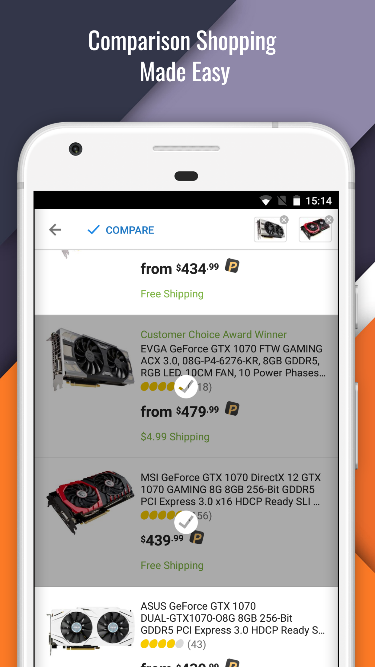 Newegg Mobile screenshot #2