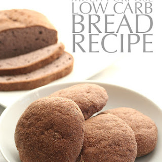 Multi-Purpose Low Carb Bread