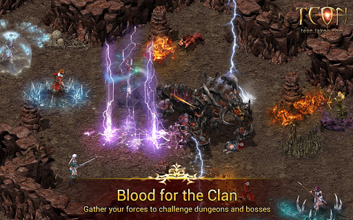 Teon - All Fair Hardcore ARPG game (apk) free download for Android/PC/Windows screenshot