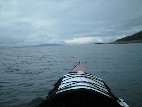 Photo: July 23 - Heading north up Lynn Canal.