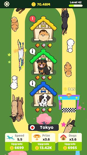 Dog Racing Idle apkmind screenshots 5