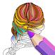ColorFil - 大人の塗り絵