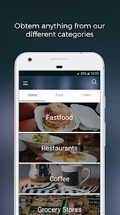 Obtem: Food Delivery And More- screenshot thumbnail