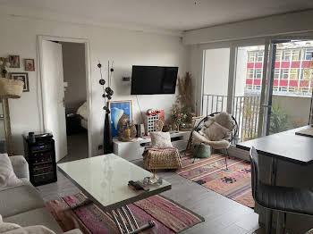 Appartement meublé 2 pièces 37,89 m2