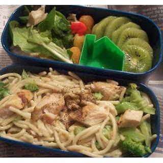 Chicken Pasta Broccoli