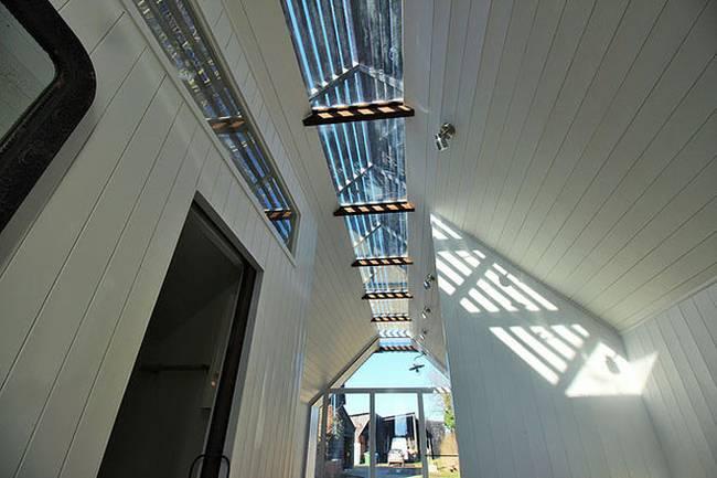 Прозора стеля для освітлення приміщення