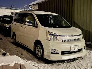 ヴォクシー ZRR75Wのカスタム事例画像 北海道のじゅんじゅんさんの2021年01月01日08:14の投稿