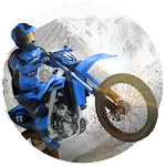 Dirt Bike: Winter Sports Racing Icon