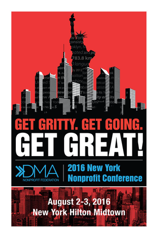 DMANF NY Nonprofit Conference- screenshot
