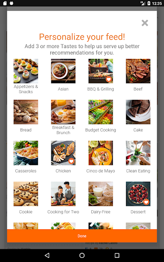 Allrecipes Dinner Spinner - Apps on Google Play