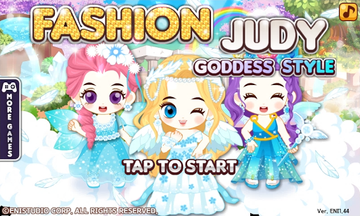 Fashion Judy : Goddess Style