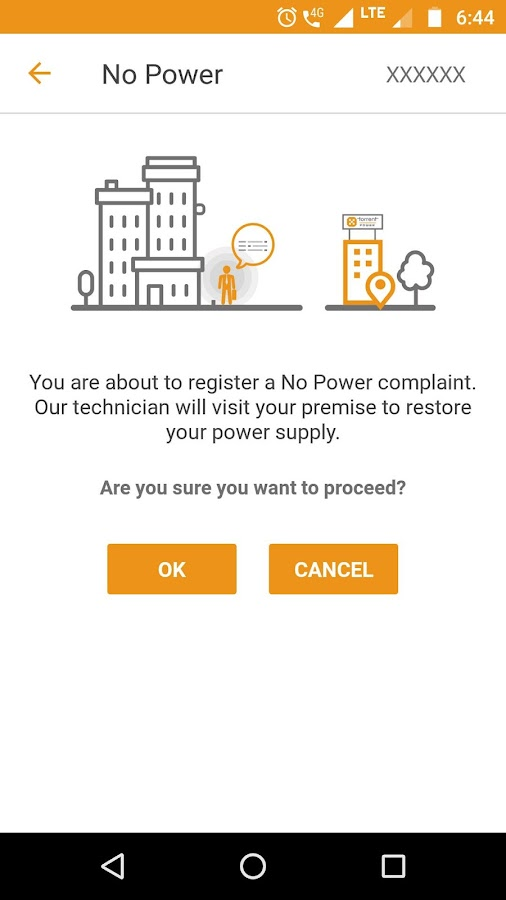 Torrent Power Connect- screenshot