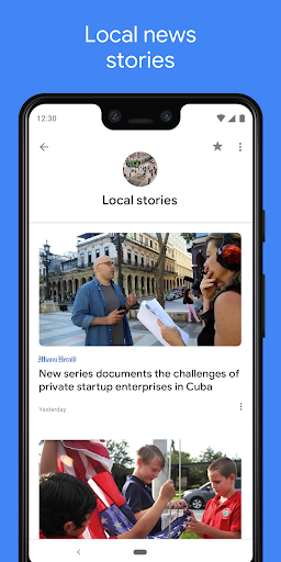 Google News: Top World & Local News Headlines screenshot 4