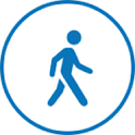 Pedometer Plus icon