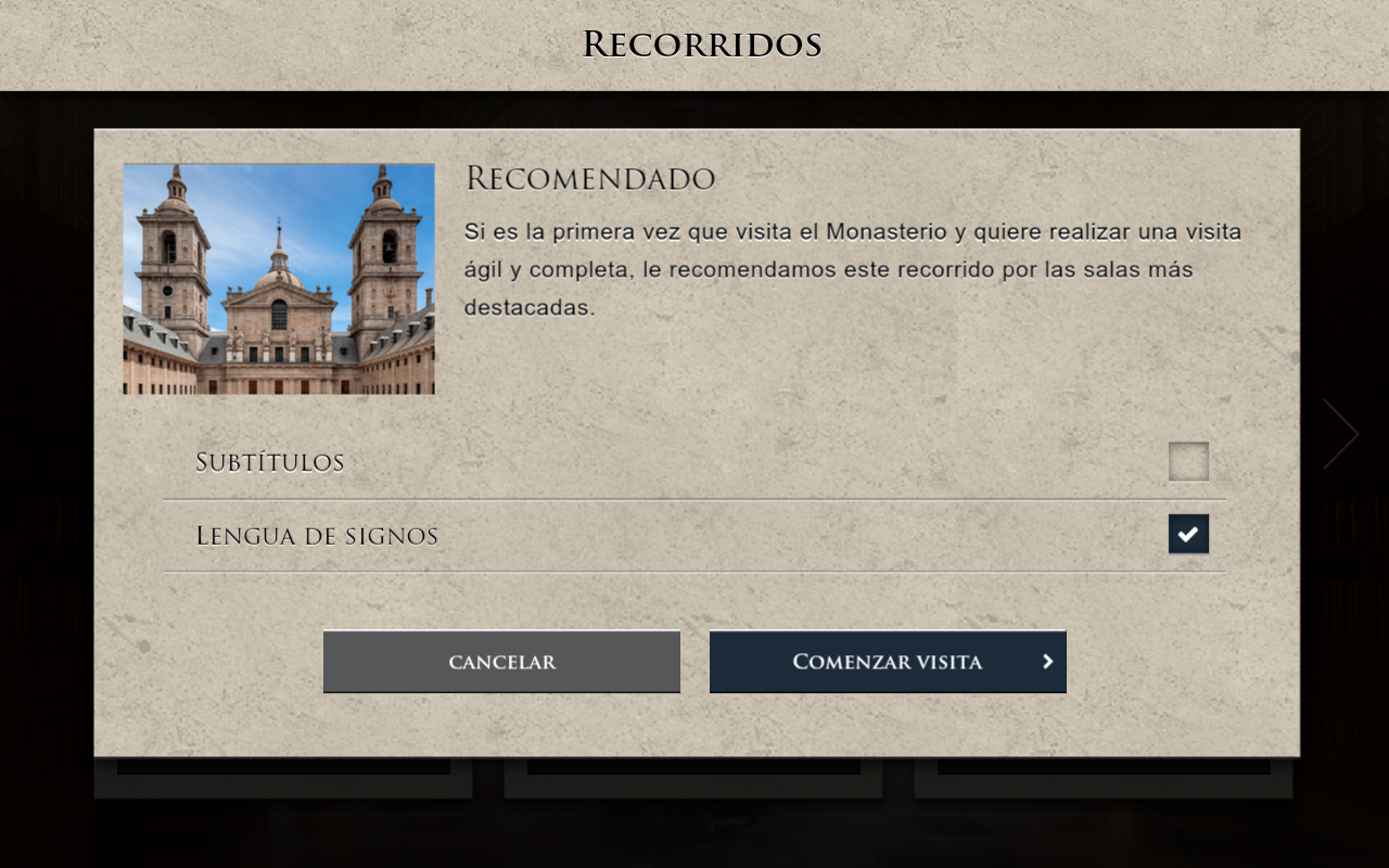 Monastery of El Escorial- screenshot