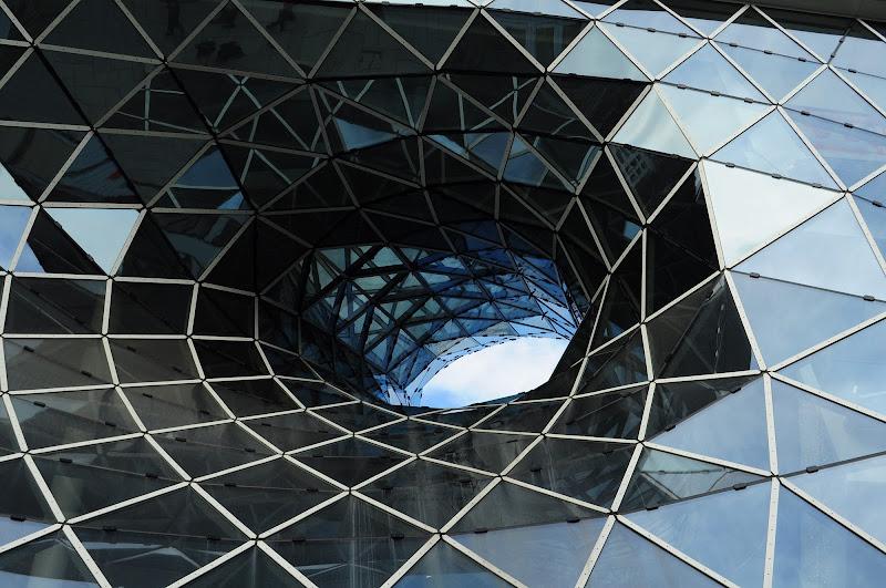 Architettura inghiottita di Ilaria Bertini
