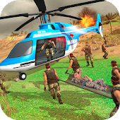 US Air Force Battle Helicopter Rescue Operation 19 icon