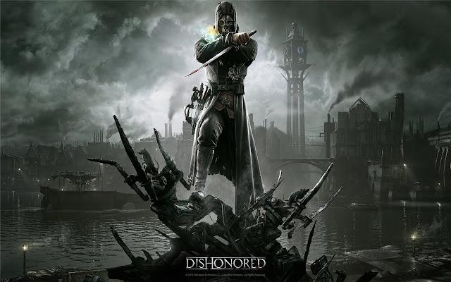 Dishonored Themes & New Tab
