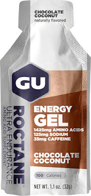 GU Roctane Gel: Chocolate Coconut, Box of 24 alternate image 0