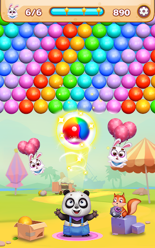 Panda Bubble Mania: Free Bubble Shooter 2019 1.08 screenshots 19