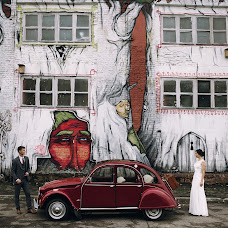 Wedding photographer Roman Kurashevich (Kurashevich). Photo of 04.10.2017