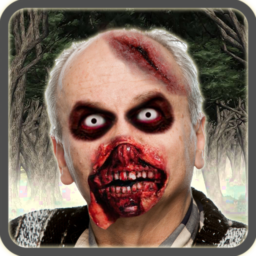 Zombie Booth Photo Maker