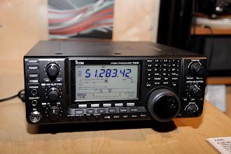 Photo: Icom's IC-7410 HF/6m transceiver.