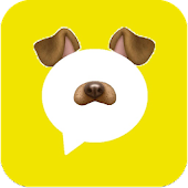 Snap Face messenger